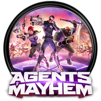 Agents Of Mayhem Game Icon [512x512] by M-1618