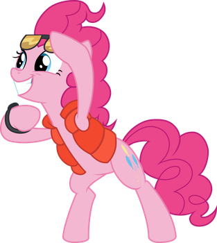 Pinkie McFly by pageturner1988