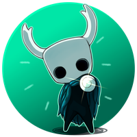 Hollow Knight by Monty-Q