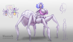 Milf Spider by weasselK