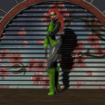 Poison Ivy by 1KNG