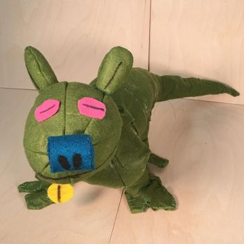 Green Dog 7 by JFP
