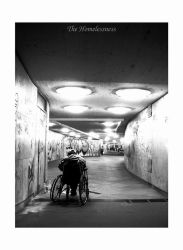 The Homelessness by Chamel77