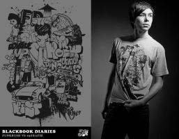 Blackbook Diaries by pete-aeiko