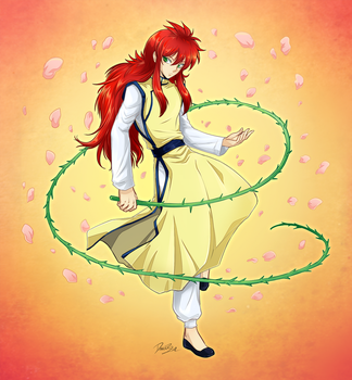 Rose Whip by Majime