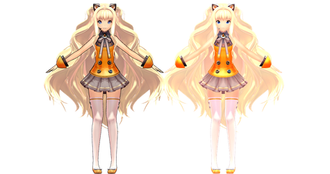 MMD: Windows 100% SeeU edit by AED1234PD