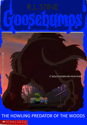 Goosebumps: The Howling Predator of the Woods by TRC-Tooniversity