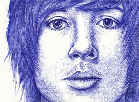 Oliver Sykes by 2BrightEyes