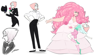Some more SU doodles by Ksuriuri