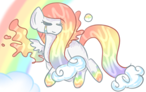 ~Rainbows~ | Contest entry by Fawnuss