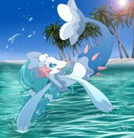 Primarina Commission by Shaami