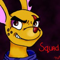Squad-the SkunX walibi by mangaluvver