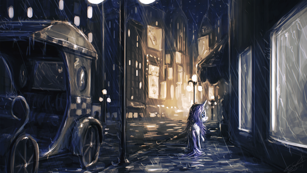 Reflect in the city by AssasinMonkey