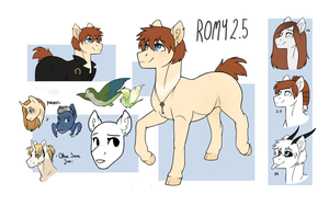 Reference| Romy 2.5 by RomyvdHel-Art