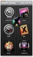 RELEASE:Laximus inspired icons by RaatsGui