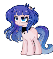 [MLP]Galaxy Oc Adopt [CLOSED] by TreeGreen12