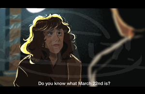 Stranger Things Redraw by axolotlsketches
