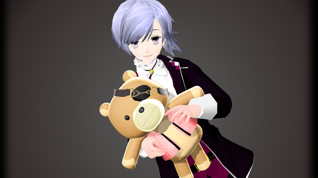 MMD - Teddy (Diabolik Lovers) by ynn016