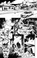 Undertow #3 presents The Forgetting Pt. 2, Pg.1 by ADAMshoots