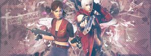 .:Claire and Dante sig:. by Claire-Wesker1
