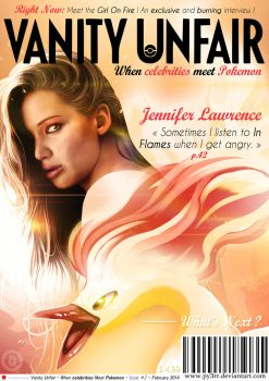 Vanity Unfair - Issue #2 - February 2014 by Py3rr