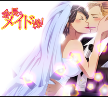 Kaichou wa Maid Sama-THE END by i-SANx