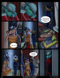 The Selection - page 44 by AlfaFilly