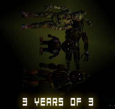 3 years of 3 by DeviManX