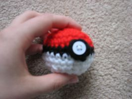 Pokeball Red by ShoopOnTheMoon