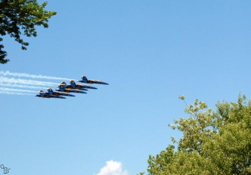 Blue Angels by BS4711