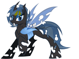 paint beat changeling: colored by auveiss