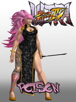 USFIV Poison Vacation outfit for XPS by KSE25