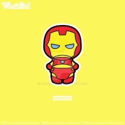 Ironman by Tooniefied