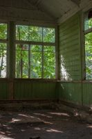 Abandoned 9 by ManicHysteriaStock