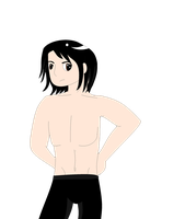Shirtless Human!SCP-049 by Dolphingurl21stuff