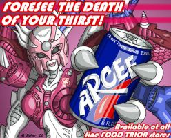 Arcee Cola by MSipher