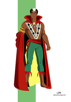 Brother Voodoo (Marvel) by FeydRautha81