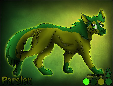 Parslen Profile by RolePlayGalPaw