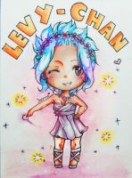 Levy-chan! by Yumii-chi