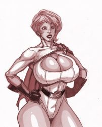 POWERGIRL by Balak01
