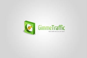 Gimme Traffic logo by cestnms