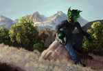Taking Pause by ThayRustback