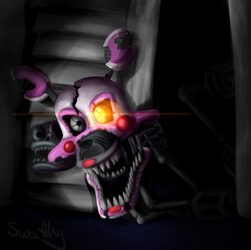 Nightmare Mangle by Swatthy