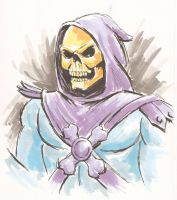 Skeletor by MikimusPrime