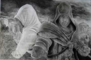 Assassin's Creed: Revelations by Larien1121