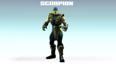 Scorpion Burns the Roster!!! by SCP-096-2