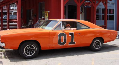 Dukes of Hazzard General Lee 1 by bf5kid