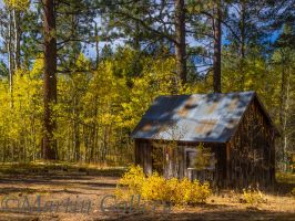 Spooner Lake131016-104 by MartinGollery