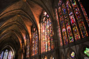 Stained glass windows by vmribeiro