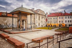 The Old Synagogue Square by marrciano
